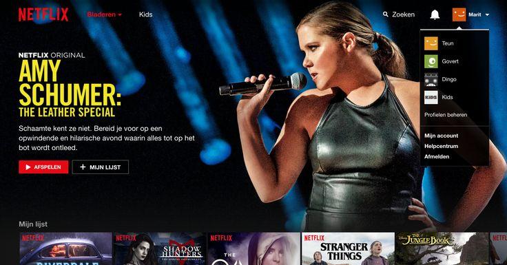 Sign-in Tools - Netflix