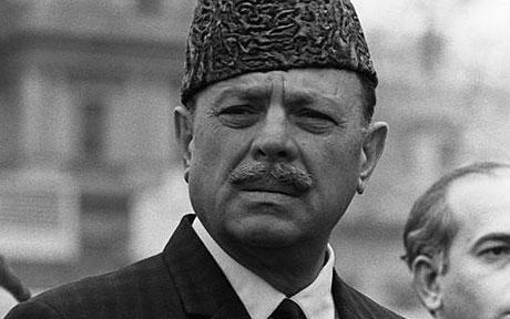 Historic speech of Gen.Ayub Khan on 6 September