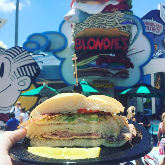 Universal Studios Orlando Restaurants: Harry Potter and More