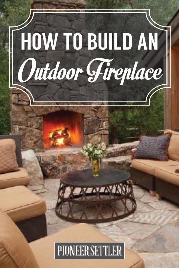 Fireplace Design twin city fireplace : Best 25+ Outdoor fireplace kits ideas on Pinterest | Diy outdoor ...