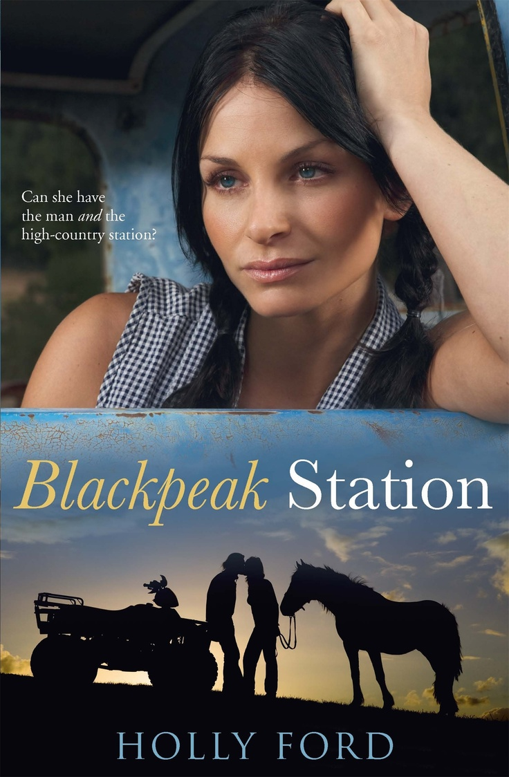 Blackpeak Station by Holly Ford $36.99