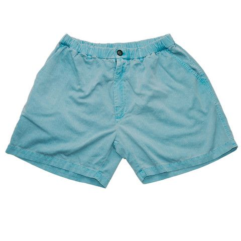 The Legend- $49.50    A short that hardly needs an introduction, The Legend is the envy of all other fabric-related objects. Some say these shorts were the very same old Zeus wore whilst looking down on high from Mount Olympus. Others say that is not the case. Unsurprisingly most of those other people suck.    These shorts are blue-green, aka turquoise.