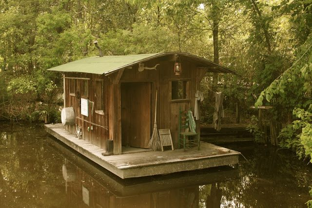 17 best images about floating house on pinterest for Kates fish camp