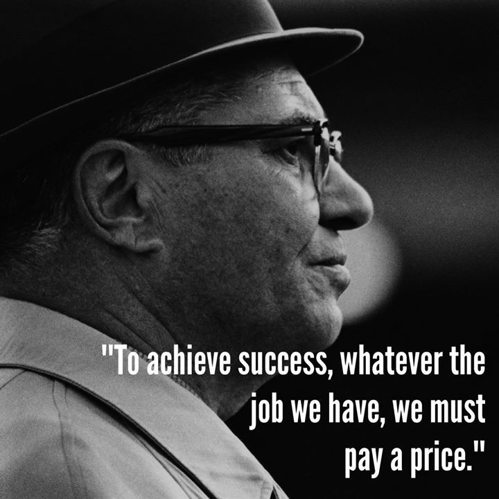 Vince Lombardi Quote: 17 Best Images About Lombardi Quotes On Pinterest