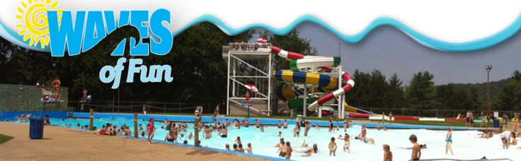 Waves Of Fun 3 Fun Water Slides And A Wave Pool In