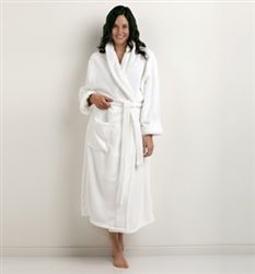 The Turkish Towel Company's bathrobes all come from the legendary terry producing region of Denizli, Turkey. This is where the world's finest cotton for towels and bathrobes has been grown since ancient times. #towels #robe #sparobe #spawrap #TurkishTowel #Turkishcotton