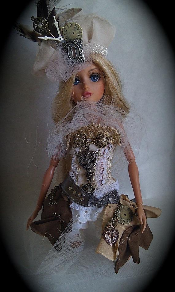 Moxie Teenz Ooak Customized Doll by Nora Begona by nbegona on Etsy, $150.00