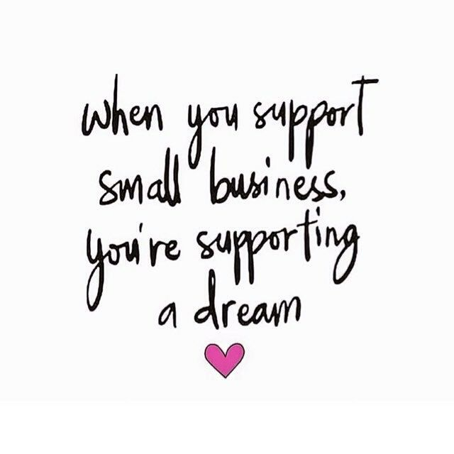 Shop Small Support Your Friends
