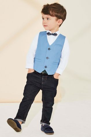 Boy's Tie Apparel Accessories Sensible 2019 New Spot Childrens Bow Tie Cotton Cotton Small Plaid Children Show Photo Shirt With Baby Bow Tie Flower