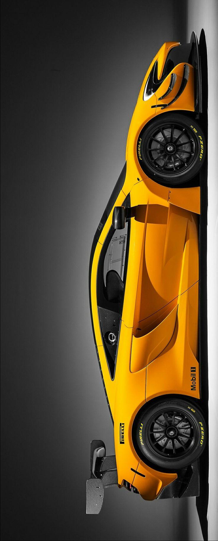 (°!°) 2016 McLaren 650S GT3