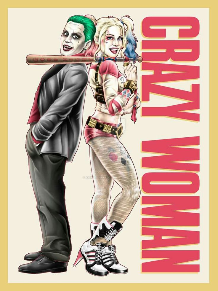 Harley Quinn. ❣Julianne McPeters❣ no pin limits