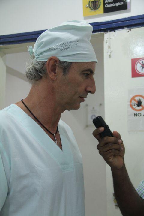 Prestación de servicios de implantes para la ciudadanía cartagenera #Unicartagena #Odontología #MauroMarincola