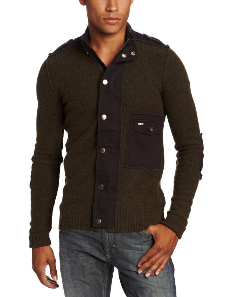 Amazon.com: Diesel Men's K-Bolka Sweater: Clothing