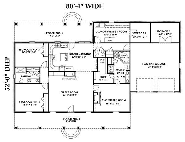 Isabelle House Plan House Plans