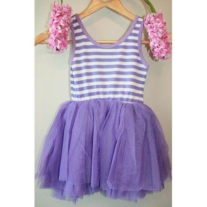 Sweet Lavender Tutu
