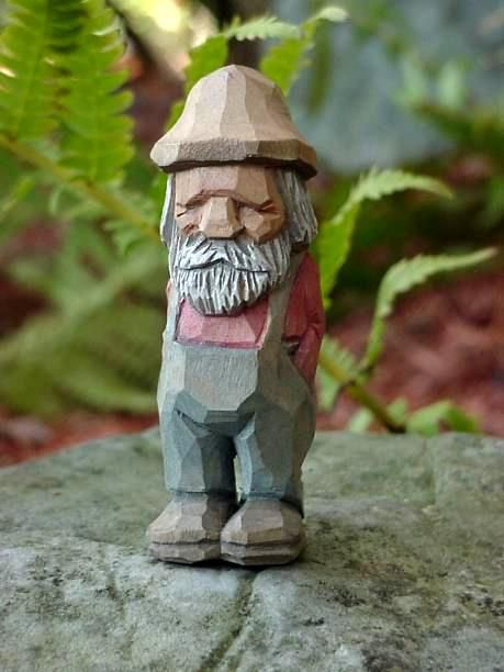 Adirondack hermit by mike bloomquist of rome ny