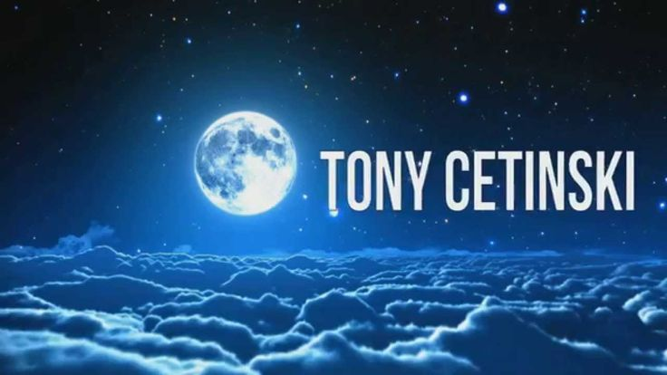 Tony Cetinski - Mjesečar (Lyric Video)