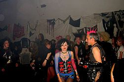A Gothic Halloween party can be one that involves a dark and scary type of design. This can be particularly useful for parties that are made for adults. It's a good idea to use these tips to have the best possible Gothic Halloween party.