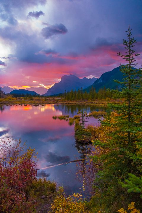 What To Do and See at Banff National Park, Alberta, Canada