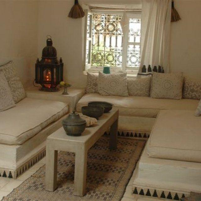 1000 id es sur le th me salons indiens sur pinterest maisons indiennes sal - Salon berbere moderne ...