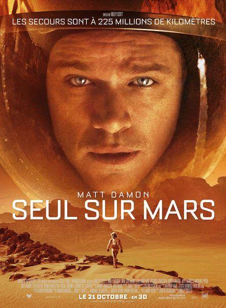 Seul sur Mars: un excellent film de science… et de fiction