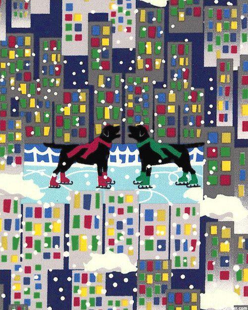 97 best New York City fabrics images on Pinterest | Fabric online ... : best quilt fabric online stores - Adamdwight.com