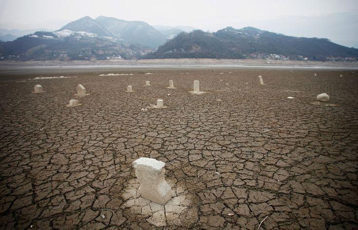 El rio seco