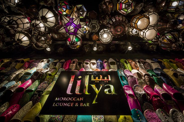 LILYA Moroccan Lounge and Bar  https://www.luxurialifestyle.hk/lilya-moroccan-lounge-and-bar/