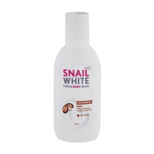 Snail White Creme Body Wash Deep Moisture