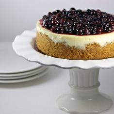 Tyler Florence's Ultimate Cheesecake! Made this a few years ago,,,truly is the ultimate!! Will be baking this for Memorial Day Full fat and all!!! Requested by my family!!