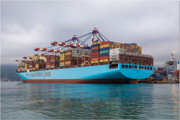Fire ravages Maersk mega-containership  four crew members unaccounted for