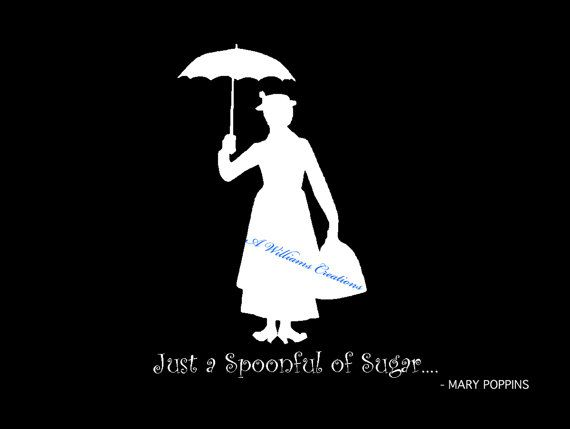 The 7 best inspirational famous quotes blank greeting cards images mary poppins blank greeting cards by awilliamscreations on etsy 1500 m4hsunfo