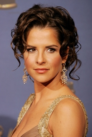kelly monaco love her hair