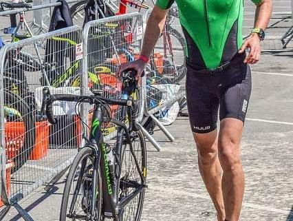 triathlon clothing - what to wear on race day