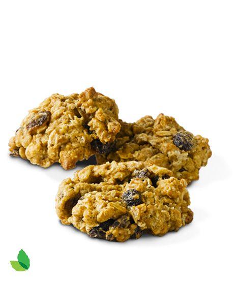 Oatmeal Raisin Cookies with Truvía® Natural Sweetener