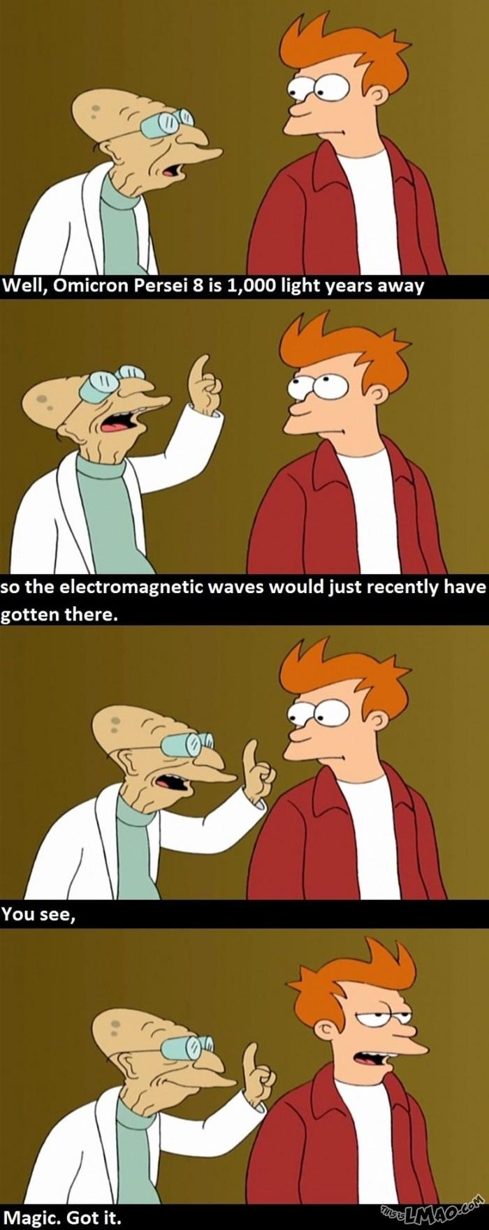 Marvelous Futurama
