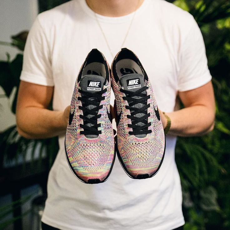 The Nike Flyknit Racer 'Rainbow' drops tomorrow at all Sneakersnstuff locations (including MalmÃ). Any remaining pairs will be available online 2 PM (CEST) at Sneakersnstuff.com. #sneakersnstuff #nike #flyknit by sneakersnstuff