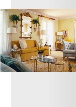 Hawthorne Yellow    I ve painted south facing rooms in light and dark. 17 Best images about Favorite Paint Colors   Benjamin Moore