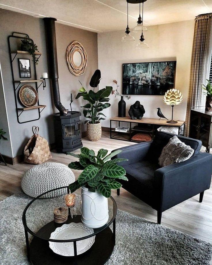 Wohnzimmer Ideen Gemütlich