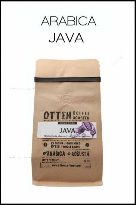 KOPI ARABICA JAVA | OttenCoffee - Mesin Kopi , Coffee Grinder , Barista Tools , Kopi Indonesia