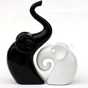 Creative Decorative Elephant Figurine