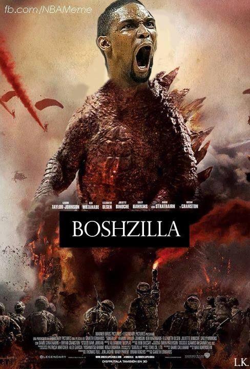 NBA MEMEs: What a game for Chris Bosh! - NBA Memes - http://weheartlakers.com/nba-memes/nba-memes-what-a-game-for-chris-bosh-nba-memes