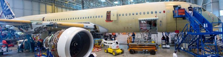 For people who wish to work on ground, there is Aircraft Maintenance Engineering Course, management courses. The engineering courses are detailed.
