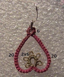 Mazourka-Iris  : タティングレース編み図集めました。