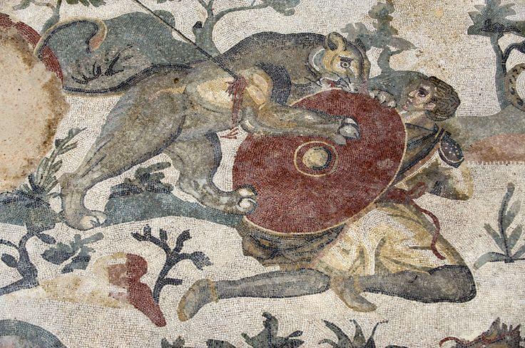 #Villa #romana del #Casale - #PiazzaArmerina - #Enna / Villa Romana del Casale (trans. Roman Country Villa) - Piazza Armerina - Enna  #Sicilia #Sicily #UNESCO