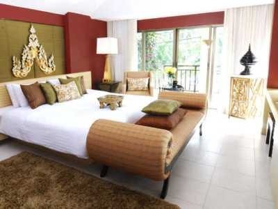 Thai inspired bedroom for the home pinterest for Asian bedroom decor ideas