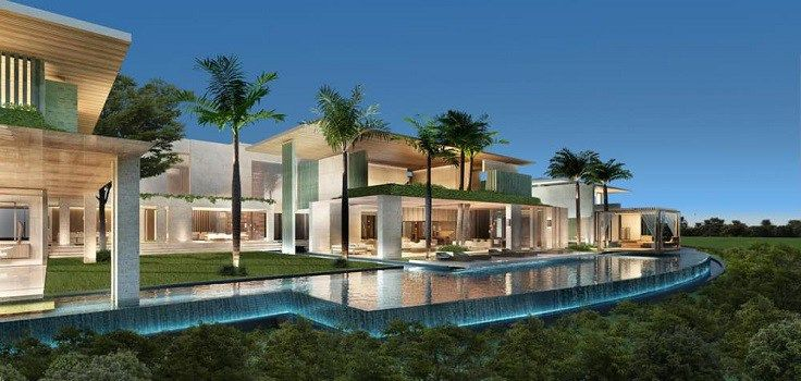 Top 12 Most Expensive Houses In The UAE