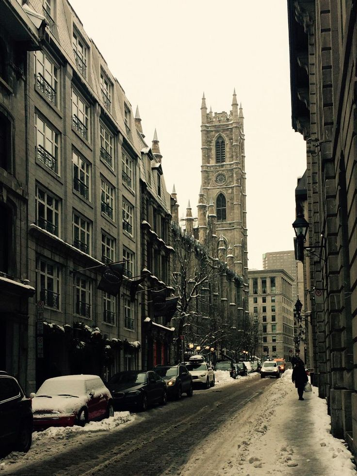 Old Montreal - Montreal, Quebec Attractions -