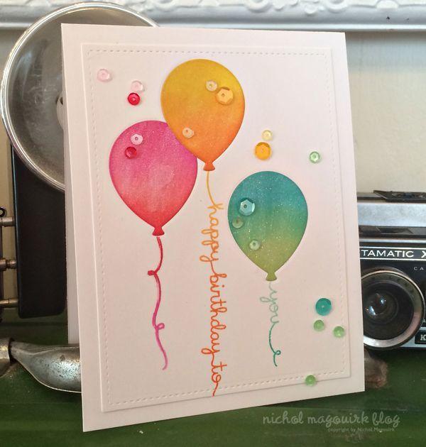 Сделать открытку с шариками на нитке, картинки надписью открытки