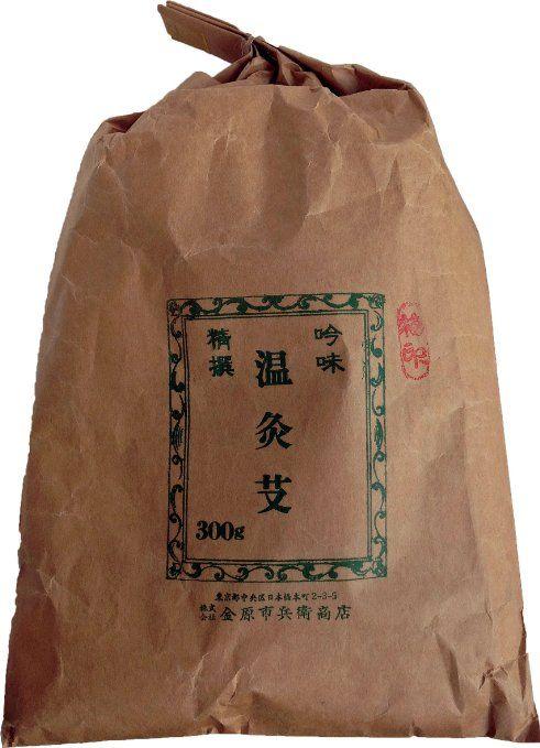 Amazon.co.jp: 金原市兵衛商店 温灸艾 梅印 300g: ヘルス&ビューティー